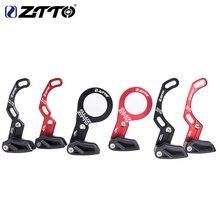 ZTTO направляющая для велосипедной цепи MTB направляющая велосипедной цепи 1X система ISCG 03 ISCG 05 крепление BB широкая узкая направляющая цепи 7075 CNC красный/черный