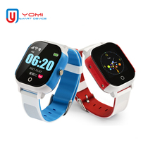 GPS Smart Watch A23 Waterproof GPS WIFI Locating Anti-Lost Voice Chat Smart Tracker Device Android IOS Smartwatch for Baby Girls цена