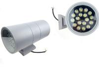 Wall Light Outdoor IP65 36W Exterior Interior UPDOWN 110V 220V UP Down Lighting Garden Yard Lamp Waterproof Quality Bulb DHL CE