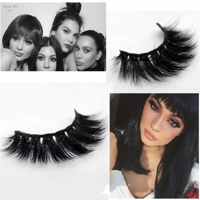 все цены на Top sale 3D fiber stereo Full strip False Eyelashes Cross fake lashes thick popular Eyelashes Extension beautiful make up tool онлайн
