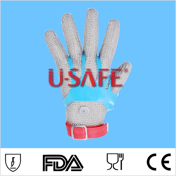 10pcs Plastice Glove tensioner for butcher glove glove tightener in Safety Gloves from Security Protection