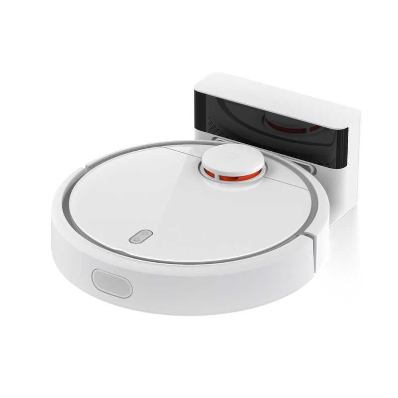 가정용 자동 청소 먼지를위한 원래 XIAOMI Mi 로봇 진공 청소기 스마트 계획된 WIFI Mijia App 원격 제어 소독