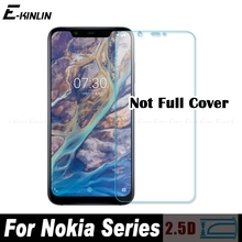 Tempered Glass For Nokia 8.1 7.1 6.1 5.1 4.2 3.2 3.1 2.2 2.1