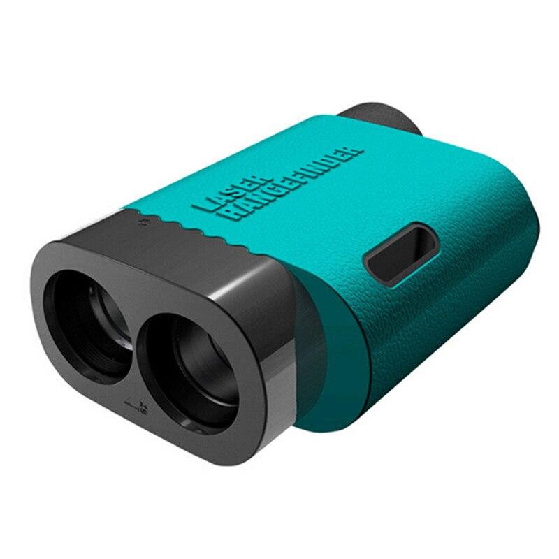 MiLESEEY PF03 laser distance meter 600m golf range finder Battery-Powered blue Laser Distance Meter Golf laser measuring tool все цены