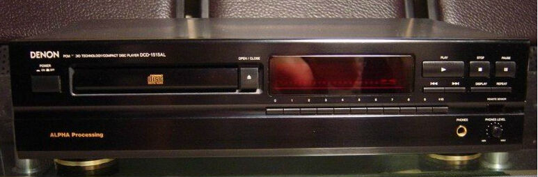 Replacement for  DENON DCD-1515AL  DCD1515AL Radio CD Player Laser Head Optical Pick-ups Bloc Optique Repair Parts
