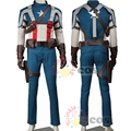 Captain America cosplay costumes for adult Halloween Captain America 1 superhero uniform captain america helmet costumes