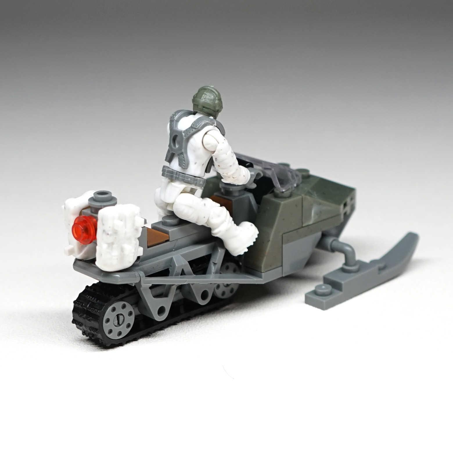 Мировой войны 2 команды армии Пособия по немецкому языку солдатами с пистолетом Книги об оружии legoinglys ww2 Блок Комплект игрушка-конструктор для мальчиков