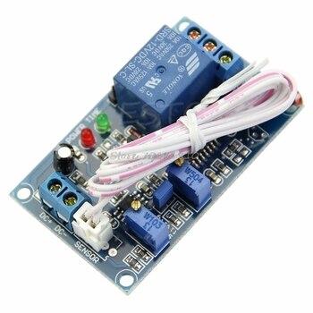 12V Photoresistor Relay Module Light Detect Sensor With Timer Car