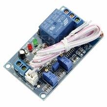 12V Photoresistor Relay Module Light Detect Sensor With Timer Car LED light