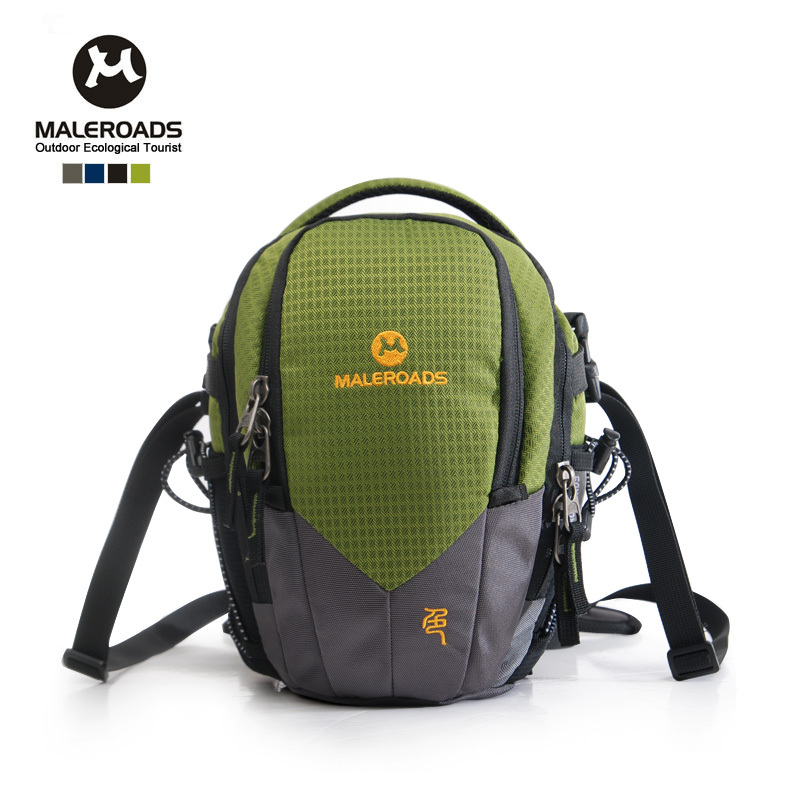 Maleroads Outdoor Photographic Bags Slr Bag Chest Shoulder Camera Waterproof Anti Theft Backpack In Men S Costumes From Novelty Special Use