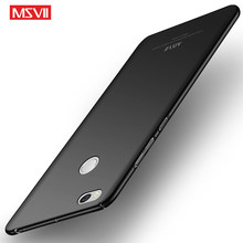 Original MSVII Case For Xiaomi Mi Max 2 Hard Frosted PC Back Cover 360 Full Protection Housing For Xiaomi Mi Max2(China)