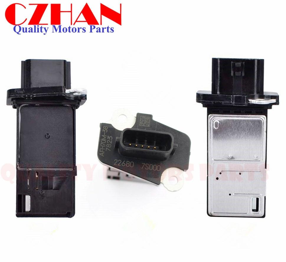OEM 22680-7S000 AFH70M-38 Mass Air Flow Meter Sensor For Nissan Infiniti Suzuki