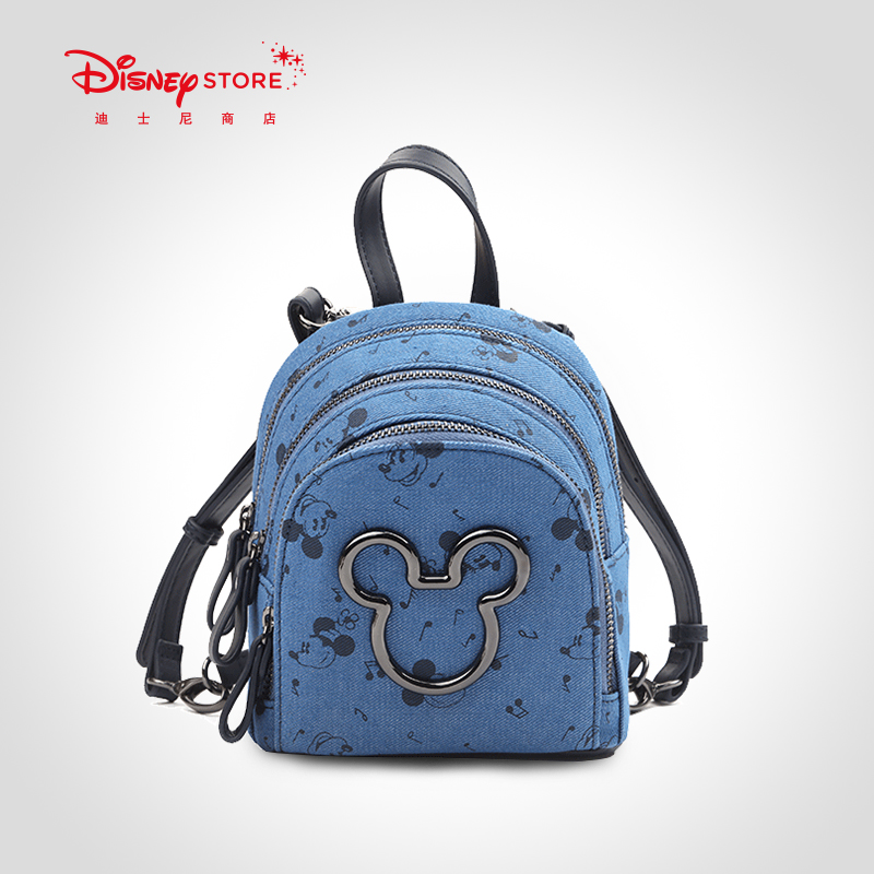 Disney Fashion Mini Diaper Bags Denim Blue Mickey Backpack Female New Bag In From Mother Kids On Aliexpress Alibaba Group
