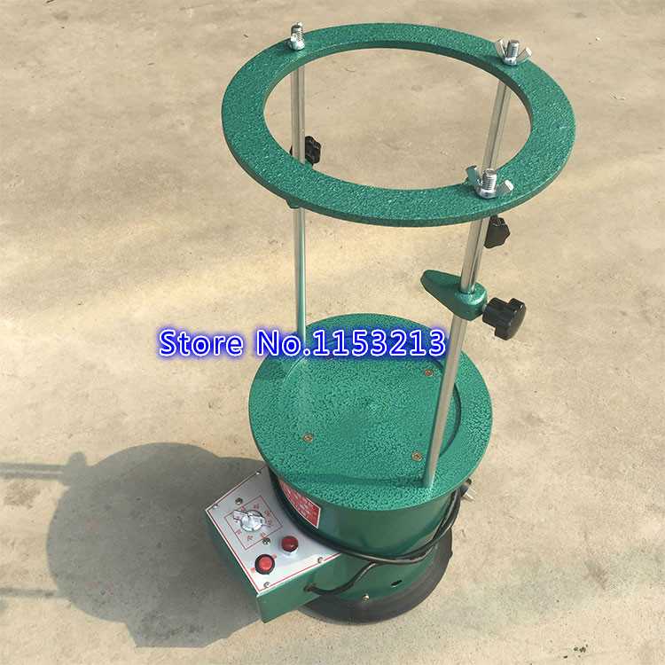 220V sieve diameter 20cm Screen Electric Vibrating Sieve Machine, Electric sieve shaker with timing function, Screening machine220V sieve diameter 20cm Screen Electric Vibrating Sieve Machine, Electric sieve shaker with timing function, Screening machine