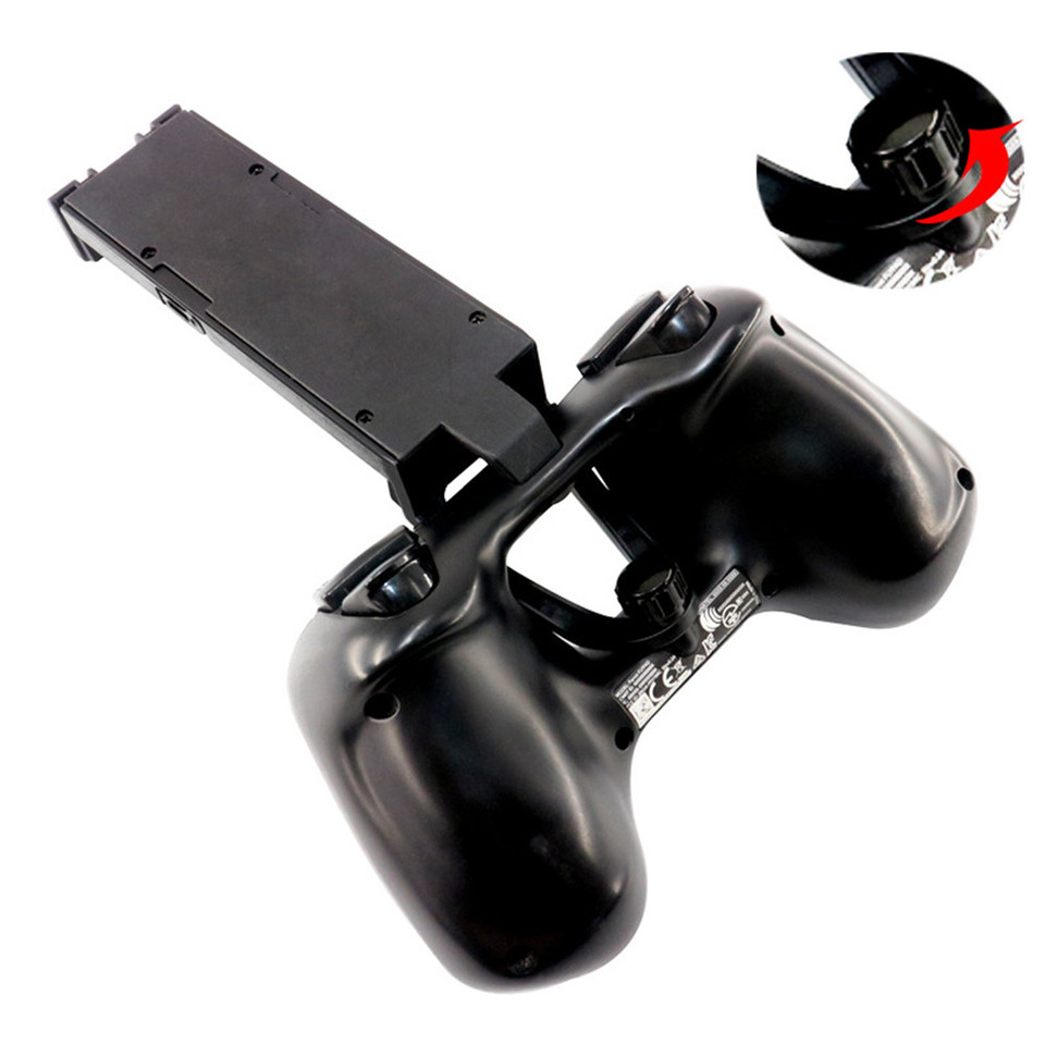 Minidrone Flypad Controller Phone Tablet Extended Bracket Holder Quadcopter