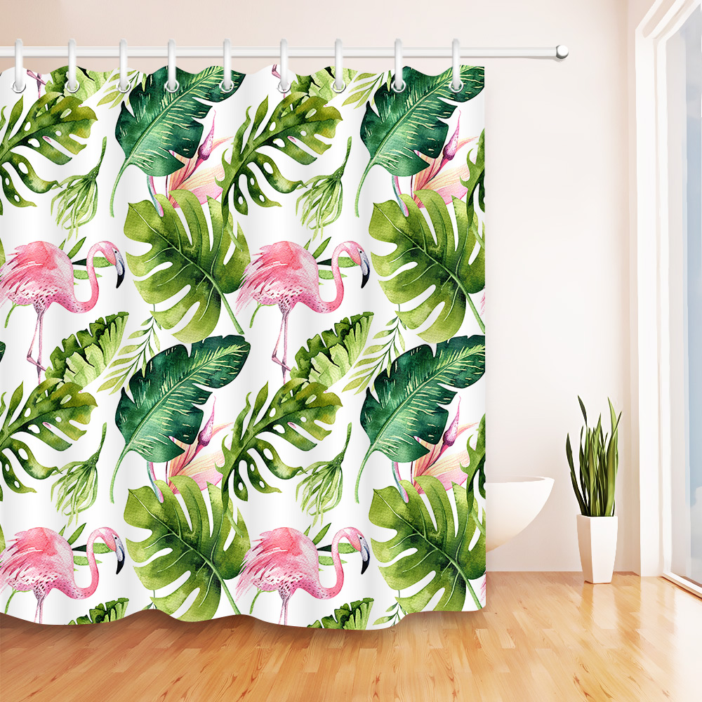 Shower Curtain Waterproof Polyester