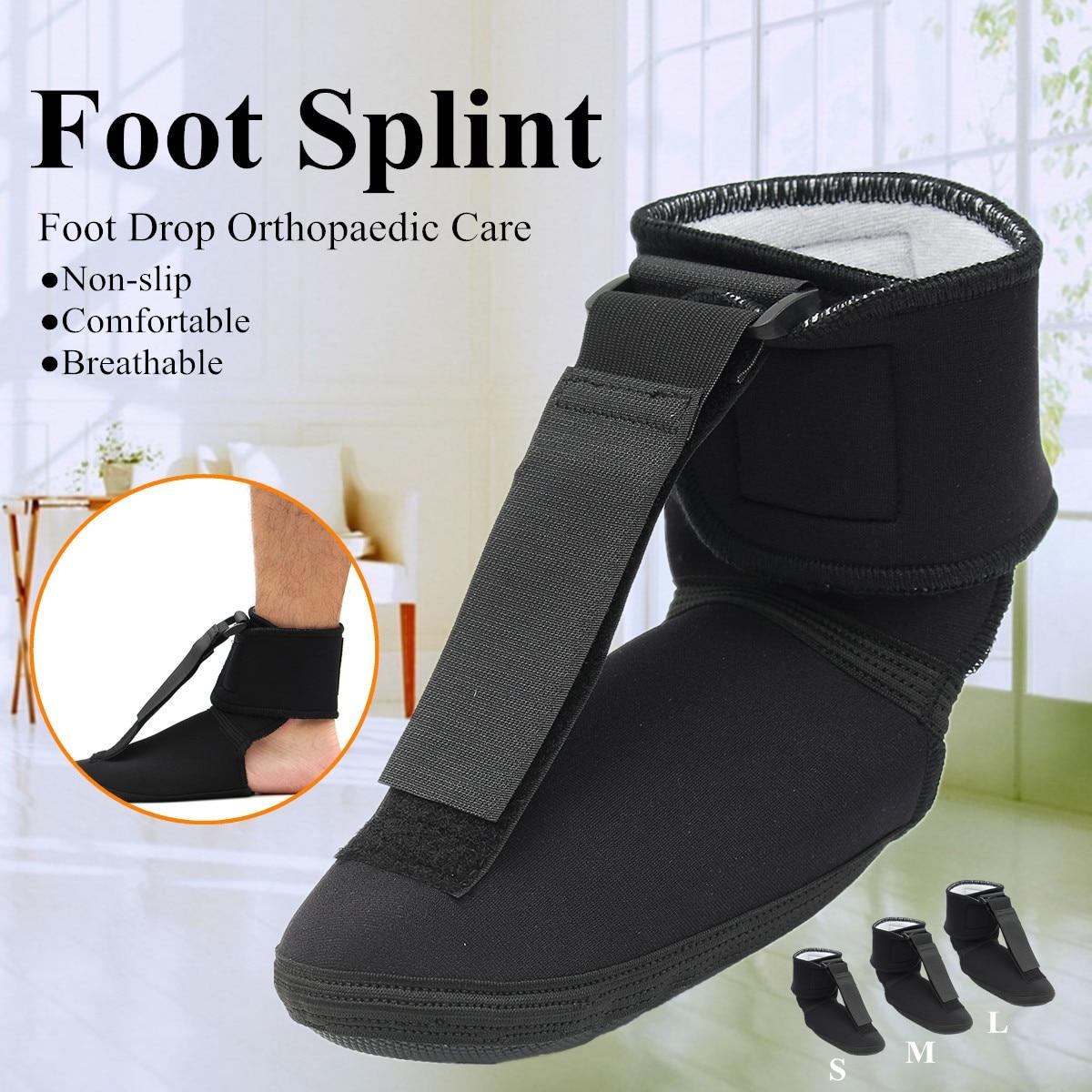 цена на Adjustable Foot Toe Brace Support Wraps Orthosis Brace Talipes Valgus Splint Ankle Plantar Fasciitis Heel Pain Treatment