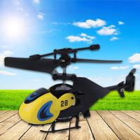 Hot 4 Colors Super Mini 3 5CH Micro Remote Control RC Helicopter Gyro Kids Gift Toy