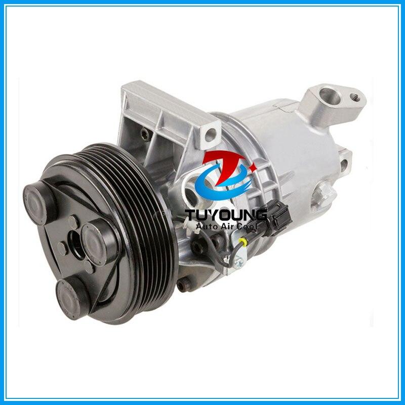 CR 10 Voiture AC Compresseur pour Nissan Versa Cube 1.8L 92600CJ63B 92600CJ63C 92600-CJ63A 92600CJ63D 92600CJ63E 60-02978NC