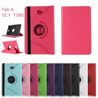 New Case For Samsung Galaxy Tab A 10 1 2016 T580 T585 PU Leather Stand Case