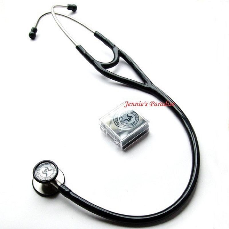 Wholesale And Retail Professional Kindcare Kt119 Stainless Cardiology Stethoscop Stethoscope Classic With Name Tag