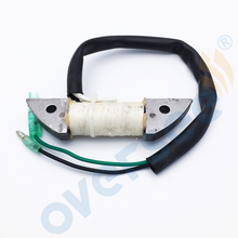 EXCITER CHARGE COIL ASSY 3B2-06120-0 1 fit TOHATSU Outboard M 6HP 8HP 9.8HP 2T