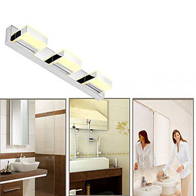 Simple Modern LED Wall Sconce Mirror Wall Light For Home Indoor Lighting Bathroom Lamp Lampe Murale Lamparas купить