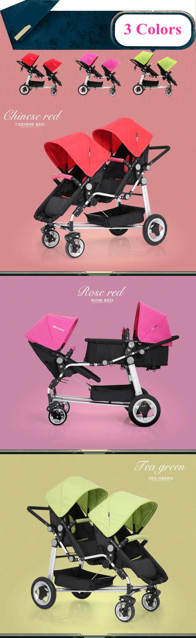 Twims Babies Strollers9