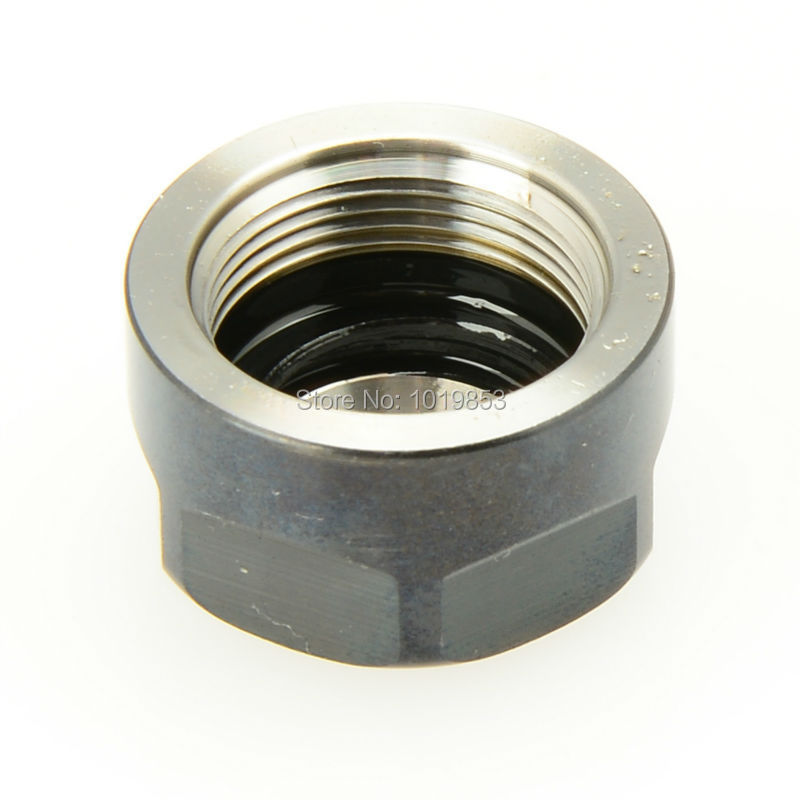 ER11 D19mm A type Clamping Collet Chuck Tool Holder Nut For CNC Milling