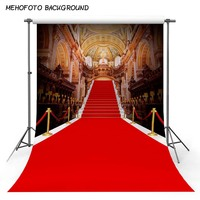MEHOFOTO Photography Backdrops The Red Carpet Theme Party Backdrop Custom Wedding Photo Background Studio CM 4851