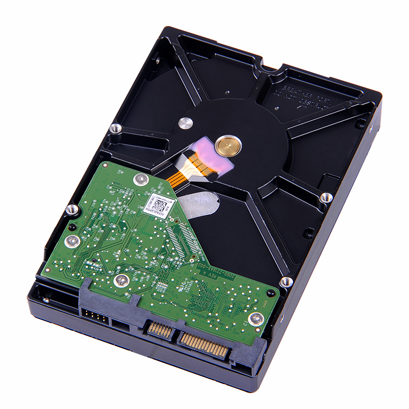 Western Digital WD violet HDD 1 to 2 to 3 to 4 to SATA 6.0 Gb/s 3.5