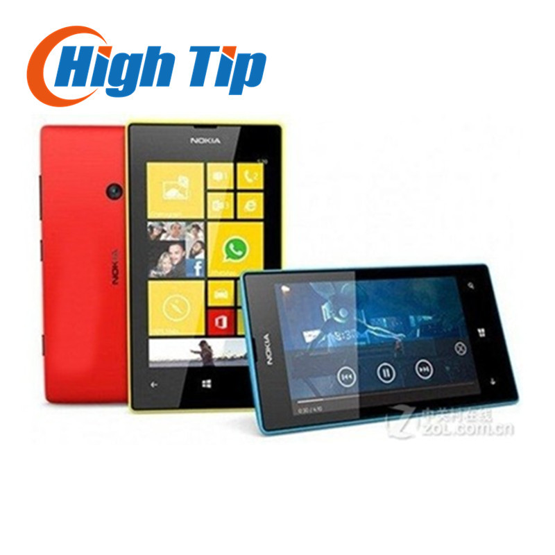 Nokia Lumia 520 Original unloced Dual Core 3G WIFI GPS 5MP Camera 8GB Storage Windows Mobile