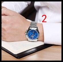 Мужские часы Мужские 2018 новые трендовые механические часы студенческие модные автоматические водонепроницаемые мужские часы