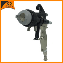 SAT1205 high quality spray gun for car painting pistola professional pneumatic air paint sprayer nozzle недорого