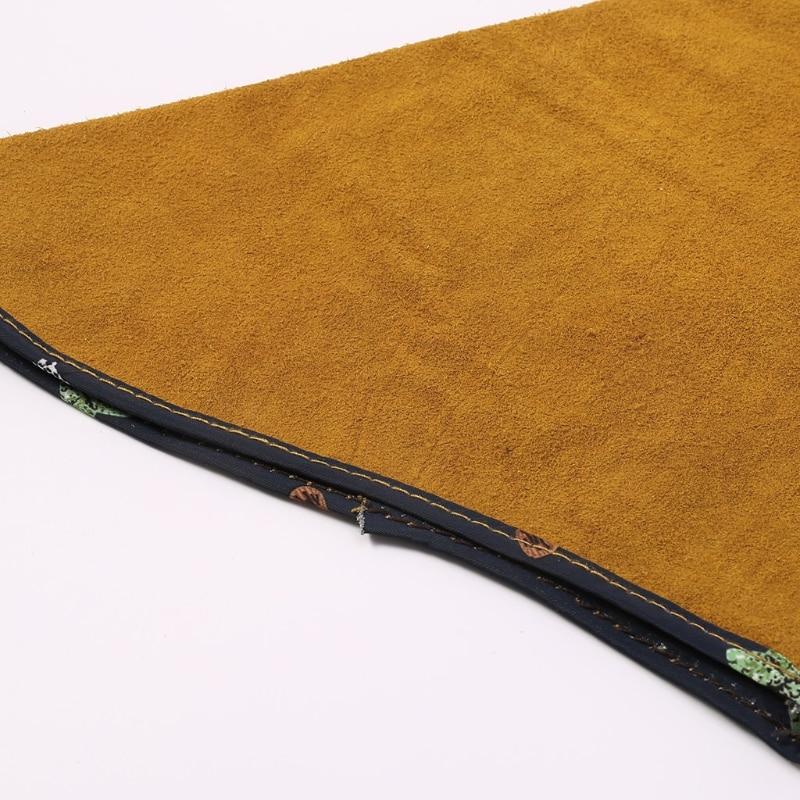 Braçadeira protetora das luvas resistentes ao calor