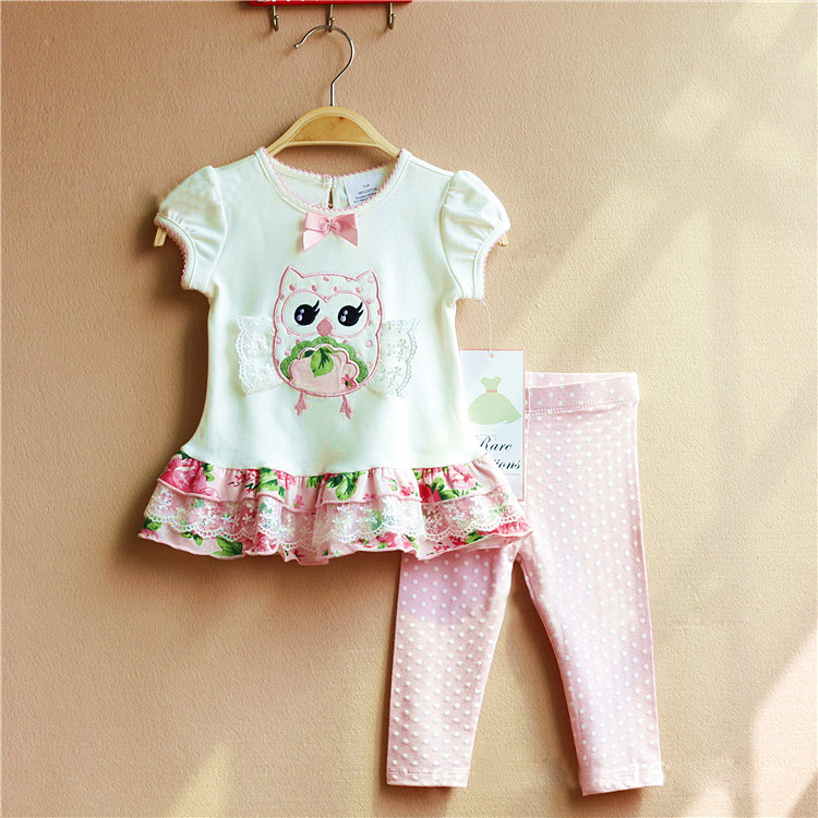 2016 fashion summer babys outfits sets RARE EDITIONS kids ...