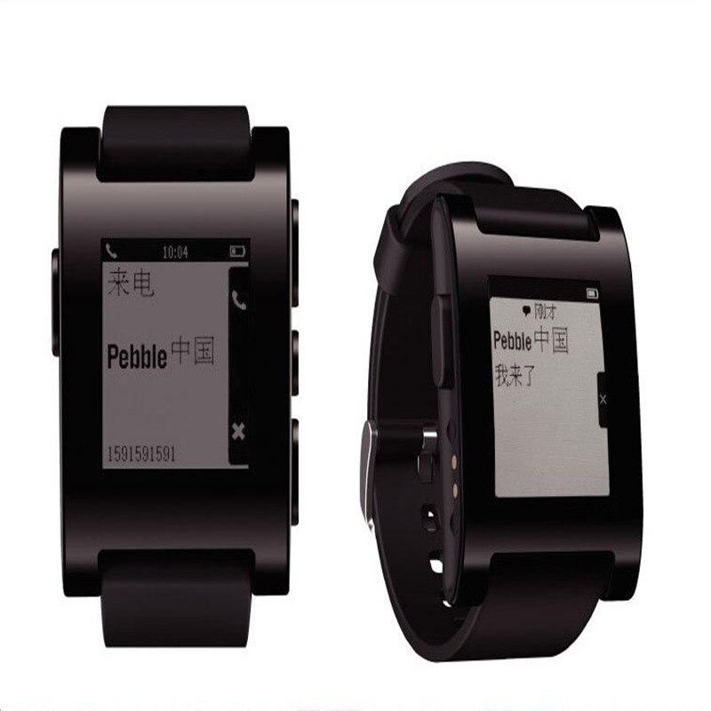 Galleria fotografica ZycBeautiful per Pebble E-paper <font><b>Smartwatch</b></font> Multi-funzioni Pebble Orologio Sportivo 5-ATM Orologio Intelligente Impermeabile