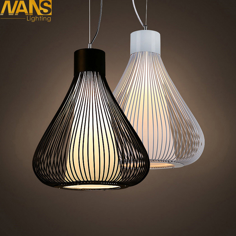 NANS Creative personality Europe style village LOFT pendant lights iron Living Room Study light Lampshade Cafe Restaurant Bar loft style iron pendant lamp creative industry restaurant bar cafe personality studio gear 2 head pendant lights