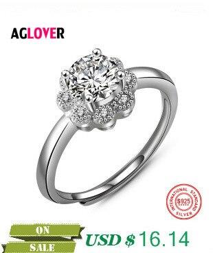 HTB138n dv2H8KJjy0Fcq6yDlFXa7 925 Sterling Silver Rings Woman Fashion Simple Couple Matte Rings Charming Female Lovers Jewelry