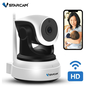 Image 1 - VStarcam C7824WIP 720P Wifi Onvif الأشعة تحت الحمراء للرؤية الليلية تسجيل الصوت مراقبة لاسلكية HD كاميرا IP الأمن
