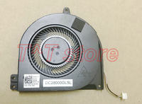 original For DELL Latitude E5470 Cooling Fan EG50060S1 C210 S9A DC28000GLSL XGYJW 0XGYJW CN 0XGYJW test good free shipping