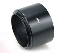 52 mm Metal Telephoto Lens Tele Lens Hood For Canon Nikon Sony Panasonic Samsung Fuji Olympus Pentax Camera Lens