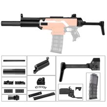 WORKER 3D Printing Modularized Mod F10555 3D Printing MP Style Module SD Combo 11 Items for Nerf Stryfe Blaster DIY Toys Gift