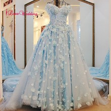 iLoveWedding 2019 Sweetheart Ball Gown Prom Dresses