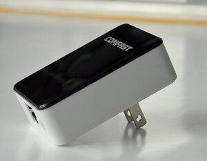 Image 5 - Roteador COMFAST AP + מהדר + נתב שלוש in one CF WR300N 300 Mbps 802.11N נייד WIFI מהדר/ wifi נתב wifi מתאם rj45