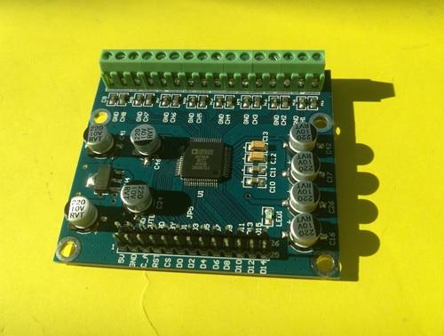 Equipment Musical Instruments & Gear 12-bit Adc Module 8 Channel Inputs Ltc1857