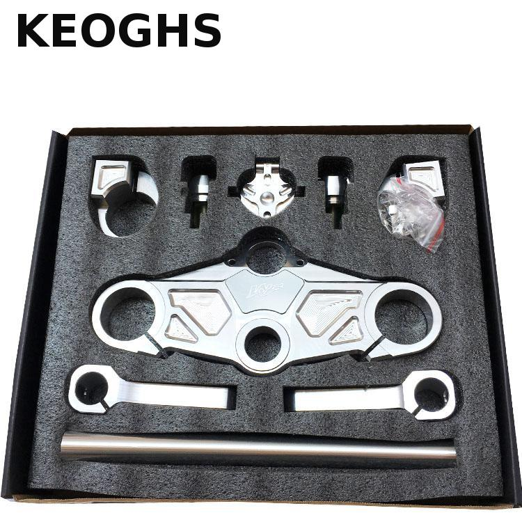 Keoghs Motorcycle Handlebar Cnc Aluminum Alloy For Honda Msx125 For Monkey Motorbike Modify - 3