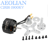 RC Aircraft Airplane Aeolian 2826 1900KV Outrunner Brushless Electric Motor