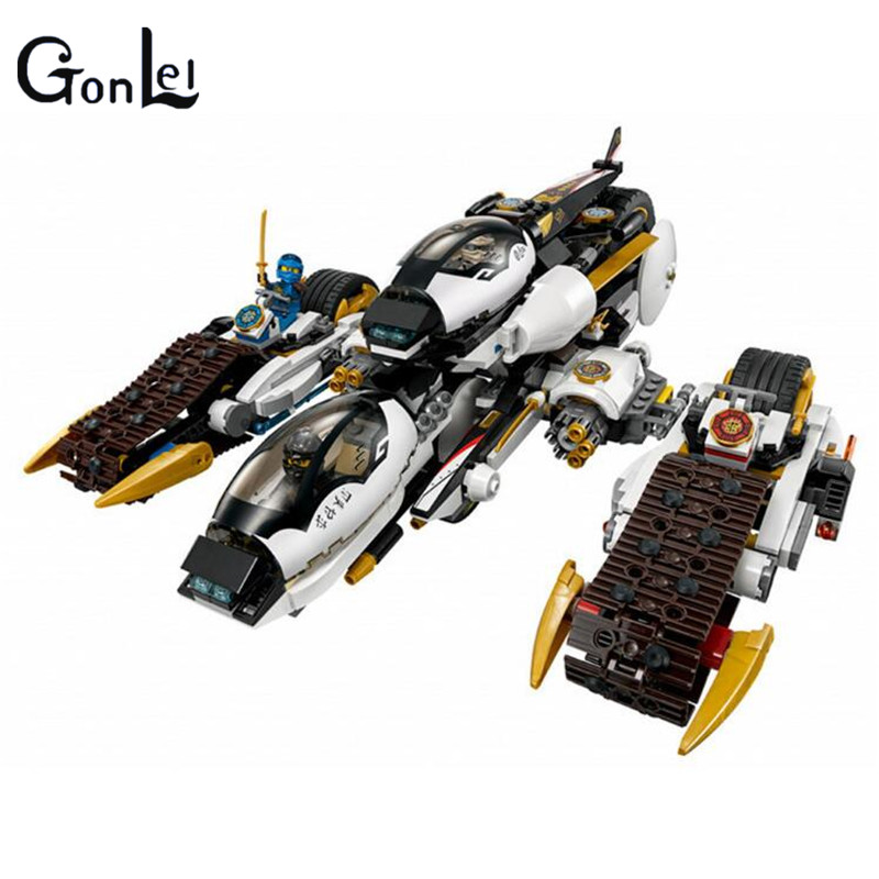 (GonLeI) 06038 Compatible With Ultra Stealth Raider 70595 Building Bricks Figure Toys For Children ynynoo 06038 compatible ninja ultra stealth raider 70595 building bricks ninja figure toys for children