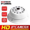Panoramic Dome 2MP IP Camera 1080P HD 5MP Fisheye Lens Indoor IR 10M, Security CCTV Camera IP Onvif ,Full 360 Degree View
